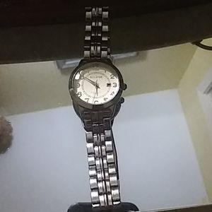 Ladies' Eclipse silver watch